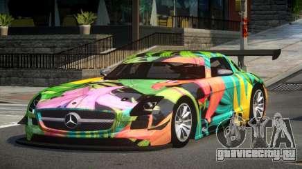 Mercedes-Benz SLS GT-I S7 для GTA 4