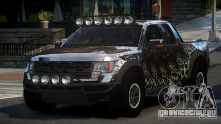 Ford F-150 U-Style S6 для GTA 4