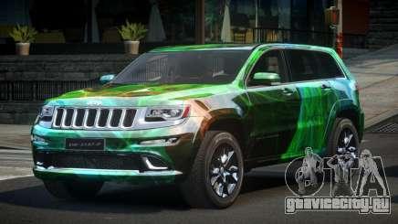 Jeep Grand Cherokee SP S3 для GTA 4