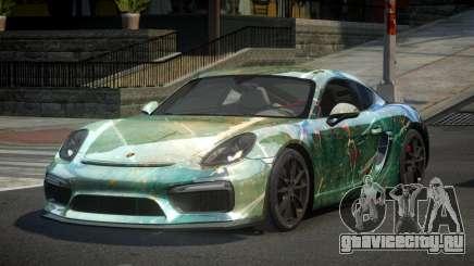 Porsche 718 BS-U S7 для GTA 4
