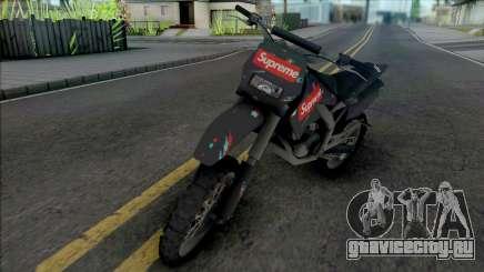 Sanchez Supreme для GTA San Andreas