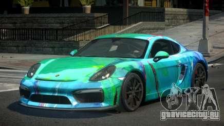 Porsche 718 BS-U S1 для GTA 4