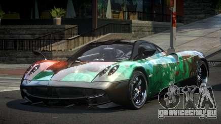 Pagani Huayra GS S10 для GTA 4