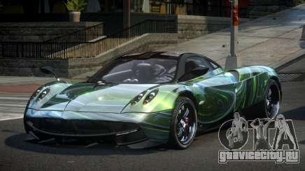 Pagani Huayra GS S4 для GTA 4