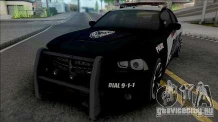 Dodge Charger SRT8 Police Patrol для GTA San Andreas