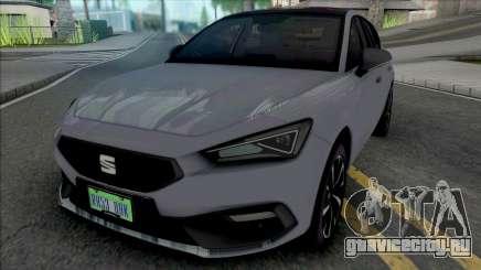 Seat Leon FR e-Hybrid 2021 для GTA San Andreas
