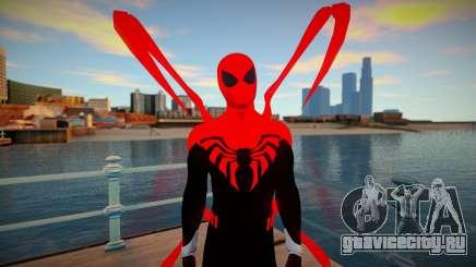 Spider-Man Custom MCU Suits v4 для GTA San Andreas