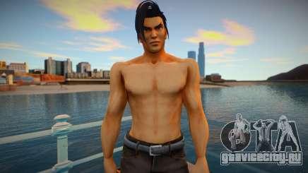 Maxi in Casual Clothing 3 для GTA San Andreas