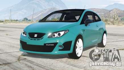 Seat Ibiza Cupra 2009 для GTA 5