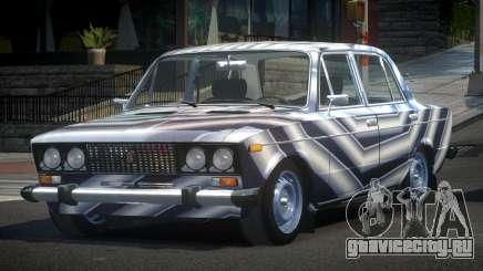 VAZ 2106 U-Style S10 для GTA 4