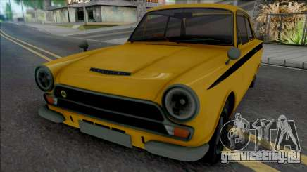 Ford Lotus Cortina для GTA San Andreas