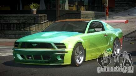 Ford Mustang GS-U S7 для GTA 4