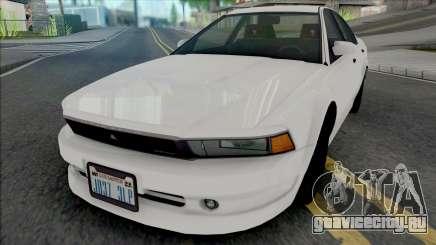 GTA IV Maibatsu Vincent [VehFuncs] для GTA San Andreas