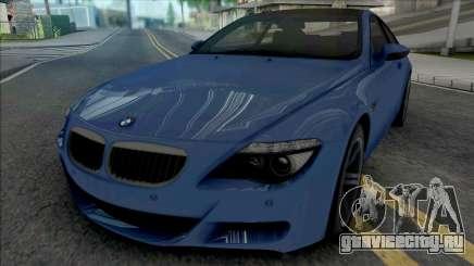 BMW M6 E63 (NFS Shift 2) для GTA San Andreas