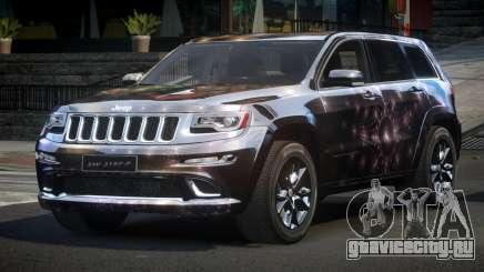 Jeep Grand Cherokee SP S6 для GTA 4