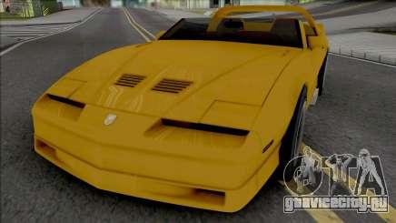 Pontiac Firebird Roadster Concept для GTA San Andreas