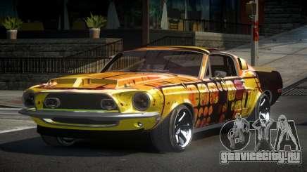 Shelby GT500 SP-I PJ1 для GTA 4