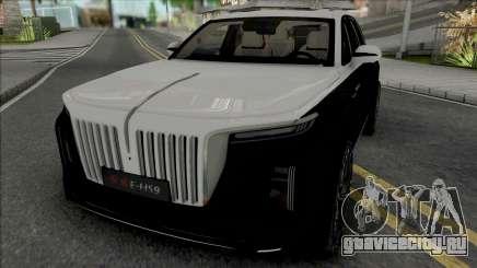 Hongqi E-HS9 2021 для GTA San Andreas