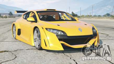 Renault Megane Trophy 2011〡add-on для GTA 5