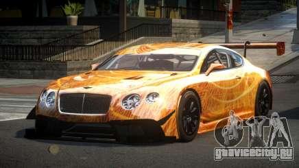 Bentley Continental SP S7 для GTA 4