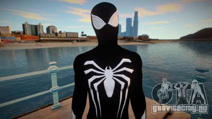 Spidey Suits in PS4 Style v2 для GTA San Andreas