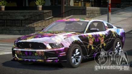 Ford Mustang GST-U S2 для GTA 4