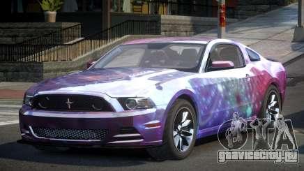 Ford Mustang GST-U S9 для GTA 4