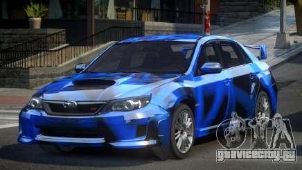 Subaru Impreza GST-R S10 для GTA 4