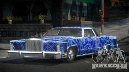 Lincoln Continental 70S S4 для GTA 4