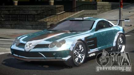 Mercedes-Benz SLR US S3 для GTA 4