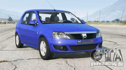 Dacia Logan Laureate 1.6 16V 2011〡add-on v1.6 для GTA 5