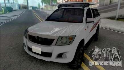 Toyota Hilux GL для GTA San Andreas