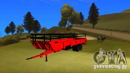 Punjabi farm trailer V2 by harinder mods для GTA San Andreas