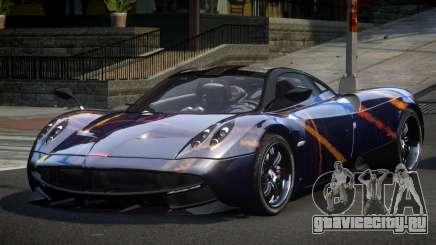 Pagani Huayra GS S3 для GTA 4