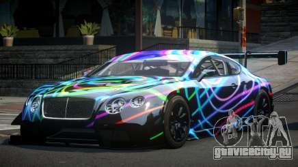 Bentley Continental SP S8 для GTA 4
