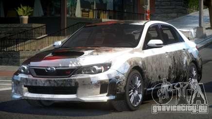 Subaru Impreza GST-R S2 для GTA 4