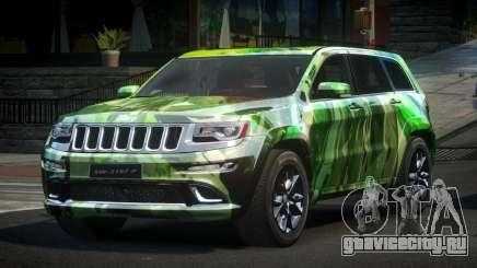 Jeep Grand Cherokee SP S9 для GTA 4