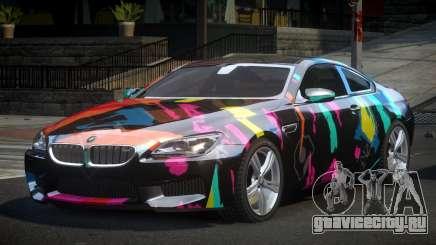 BMW M6 F13 BS S1 для GTA 4