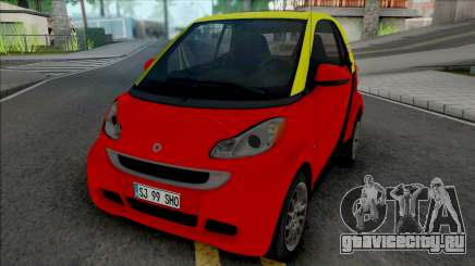 Smart ForTwo Little Tikes Edition для GTA San Andreas