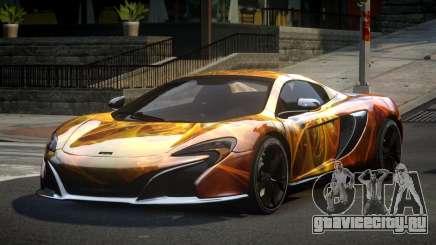 McLaren 650S BS S4 для GTA 4