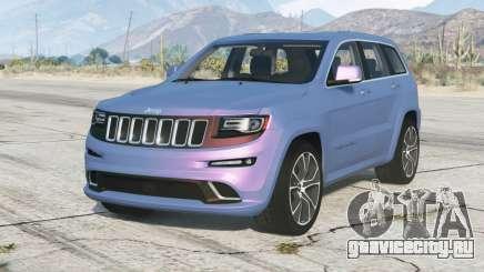 Jeep Grand Cherokee SRT (WK2) 2014〡add-on v1.4 для GTA 5