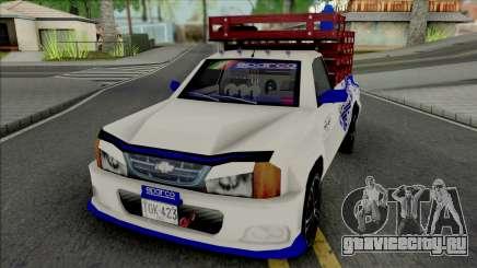 Chevrolet LUV Pick Up для GTA San Andreas