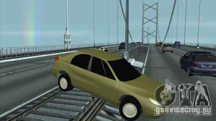 Москвич 2143 для GTA San Andreas