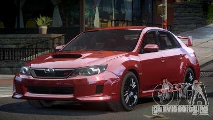 Subaru Impreza GST-R для GTA 4
