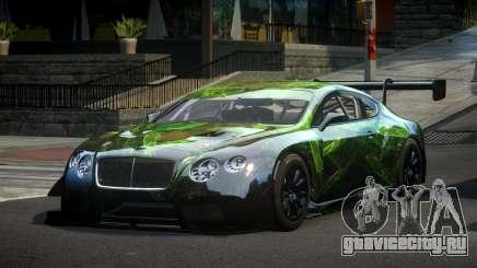 Bentley Continental SP S3 для GTA 4