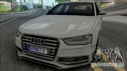 Audi S4 2013 для GTA San Andreas