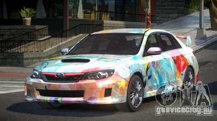 Subaru Impreza GST-R S6 для GTA 4