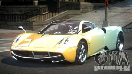 Pagani Huayra SP U-Style S7 для GTA 4