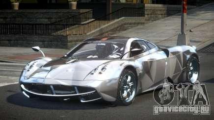 Pagani Huayra SP U-Style S10 для GTA 4