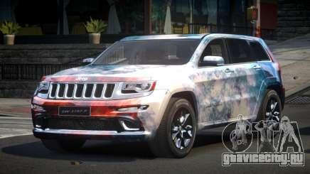Jeep Grand Cherokee SP S5 для GTA 4